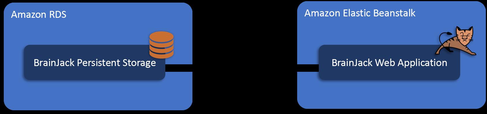 BrainJack AWS Architecture